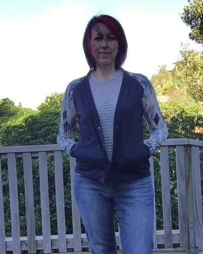 Sophie cardigan