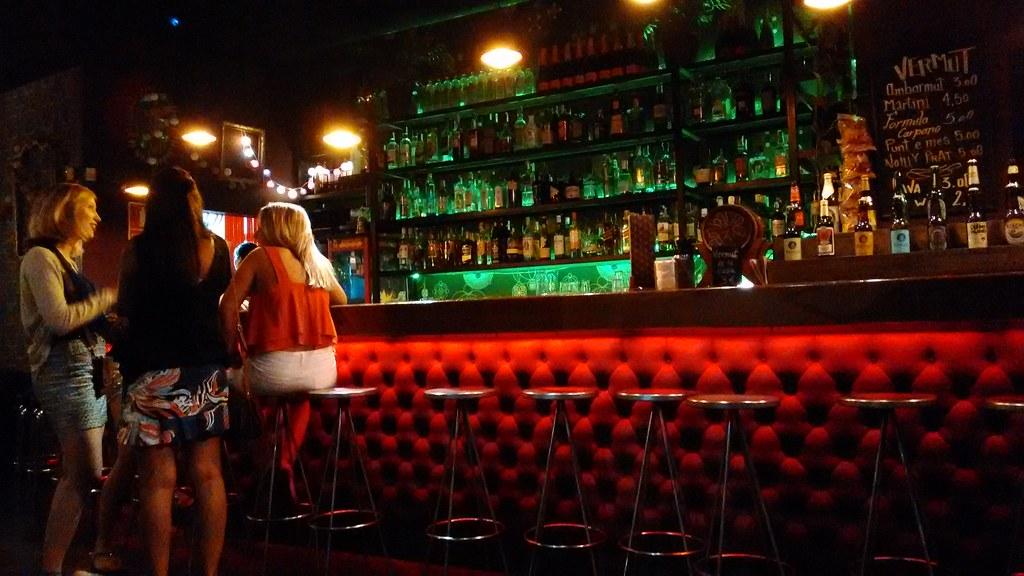Bar Ambar nel Raval