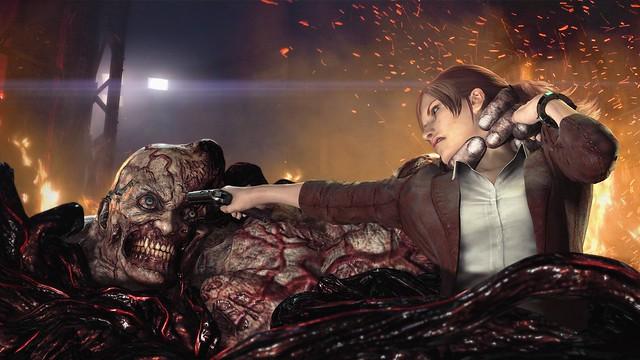 Resident Evil Revelations 2 выйдет на PS Vita в августе