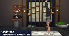 Yoga 12 Handstand
