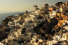 Oia,  île de Santorini, Cyclades, Grèce