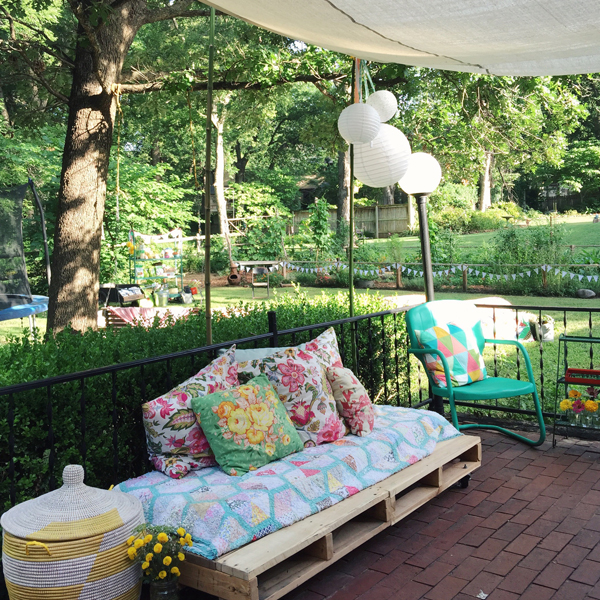 backyard garden patio decor