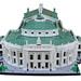 Burgtheater front by LF_kofi