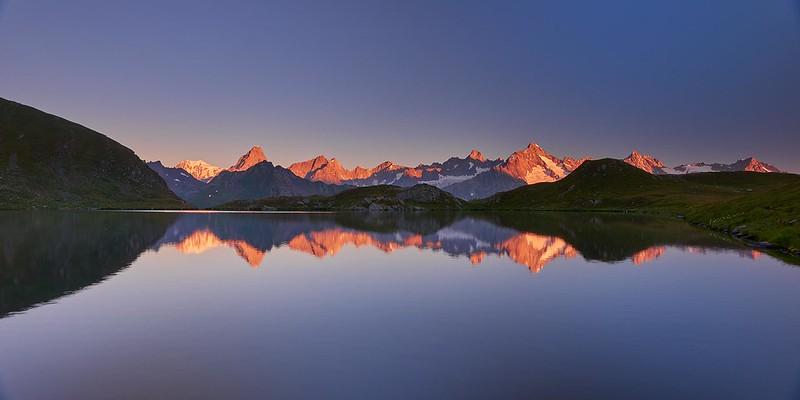Dawn - Lacs de Fenêtre