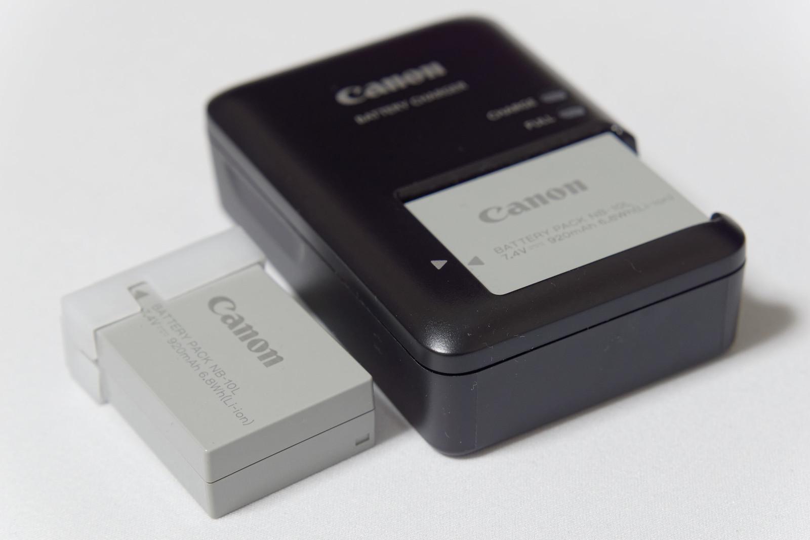 PowerShot G3 X Battery