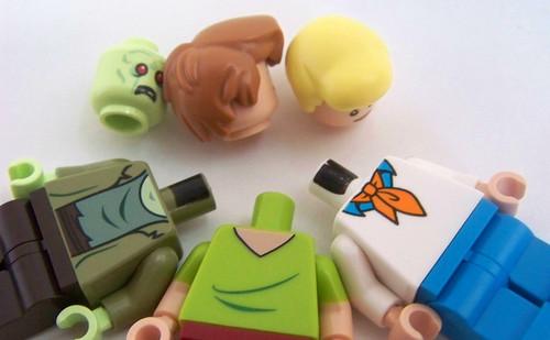LEGO Scooby Doo Shaggy bootleg