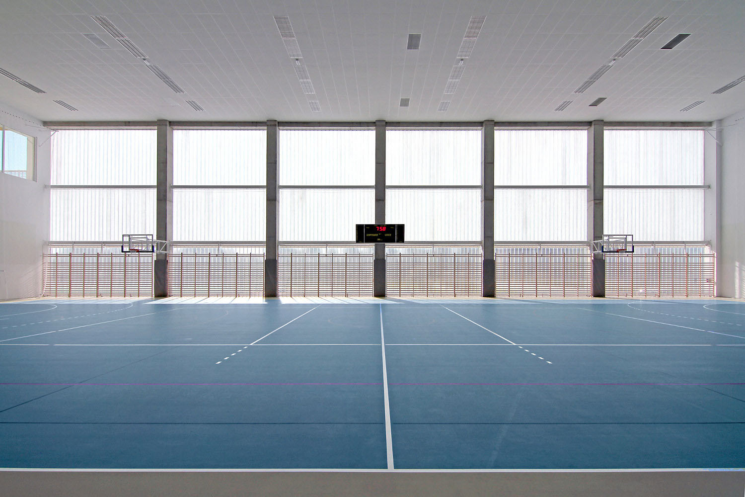 mm_Sports Hall in Poznan design by Neostudio Architekci_22