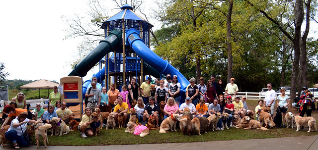 2014 Rescue Romp Group Photo