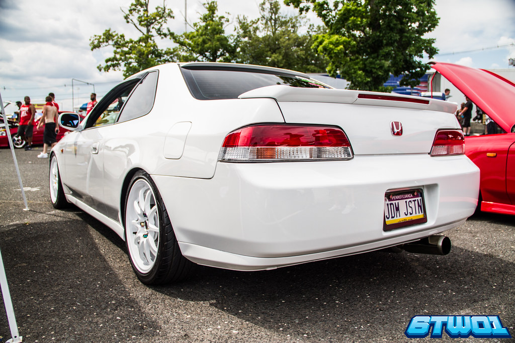 rear of prelude