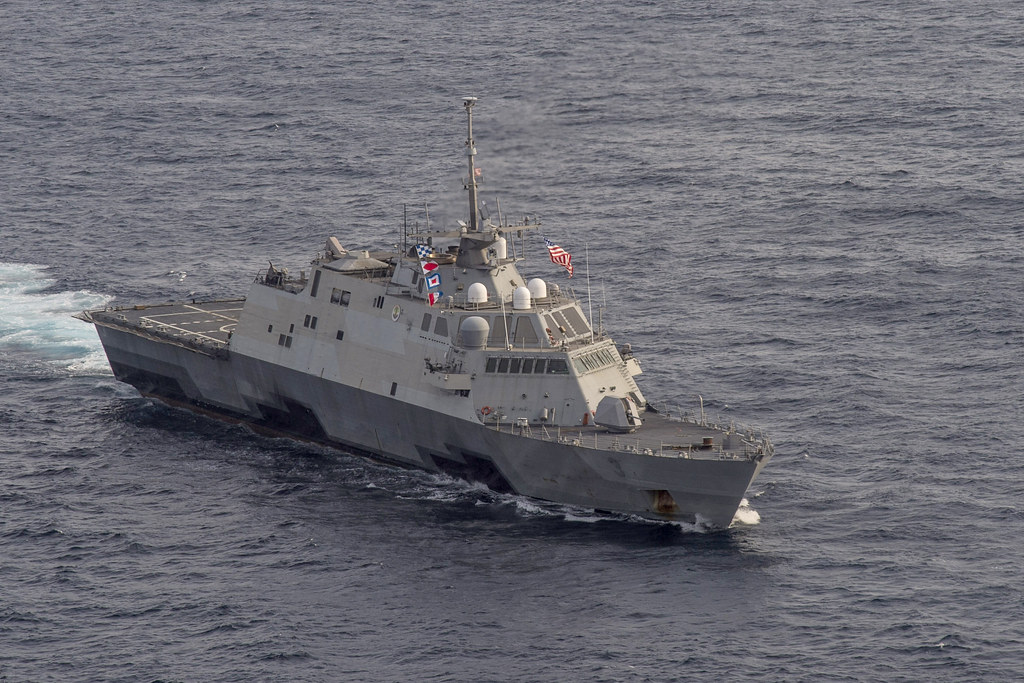 PEARL HARBOR, Hawaii - The littoral combat ship USS Fort Worth (LCS 3) will make preparations to get underway from Singapore on its own power and transit to San Diego this summer.