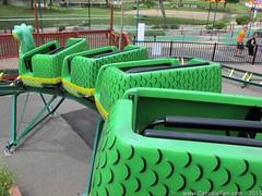 Python Pit Roller Coaster