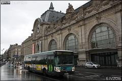 Irisbus Citélis Line - RATP (Régie Autonome des Transports Parisiens) / STIF (Syndicat des Transports d'Île-de-France) n°3284