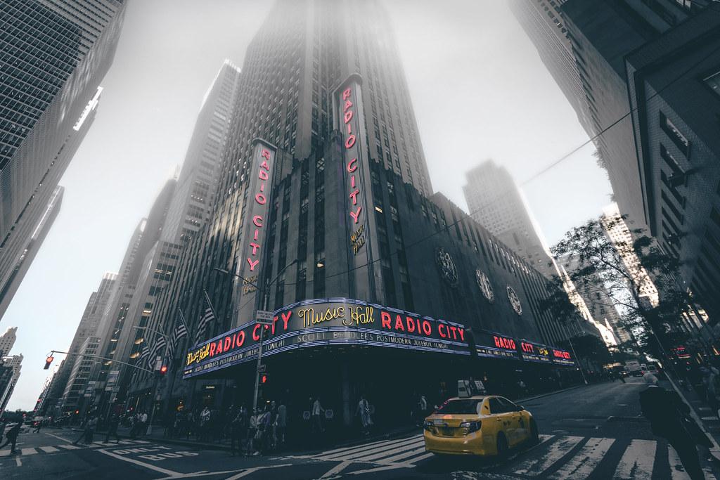 Radio City Music Hall, NY NY October 2016 | kingstonroadcrea