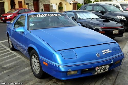 Dodge Daytona - La Punta, Perú