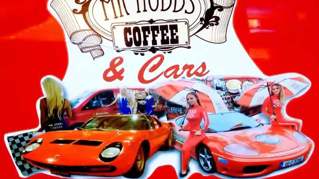 The Mr Hobbs Coffee Promo Girls Ready for 2017 with our Custom fitted of Mercedes Benz Coffee Vans Ready to serve Race Day Coffee, and wave the Chequered Flag in the Pit Lanes.