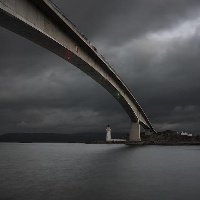 Skye Bridge, Nikon D810, PC-E Micro Nikkor 45mm f/2.8D ED