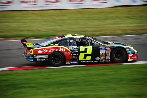 Ander Vilariño, Nascar Whelen Euro Series, American SpeedFest III, Brands Hatch 2015