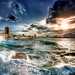 Malecon Storm by Riccardo Maria Mantero