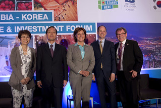 BC-Korea Trade and Investment Forum