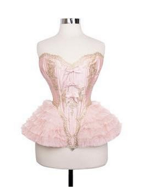 trashy diva corset