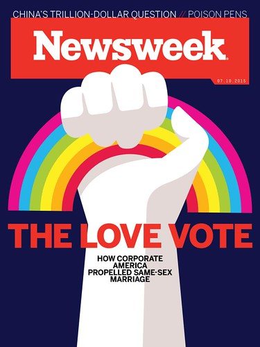 newsweek gay marriage