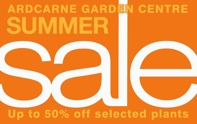 Ardcarne Summer Sale