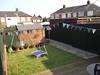 8m assorted garden bunting