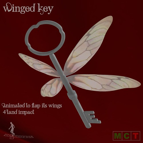 Winged Key