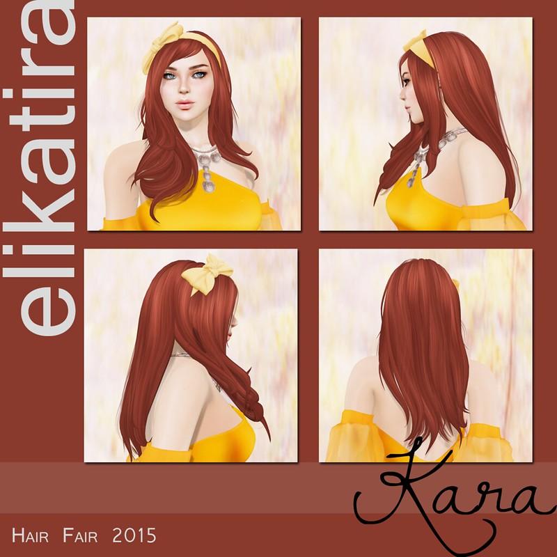 Elikatira at Hair Fair 2015