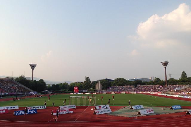 2015/08 J2第27節 京都vs札幌 #06
