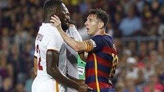 What Happend When Lionel Messi Gets Angry On The Field? Maybe This!