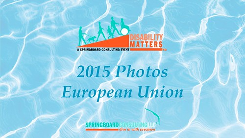 2015 Disability Matters European Union Conference & Awards