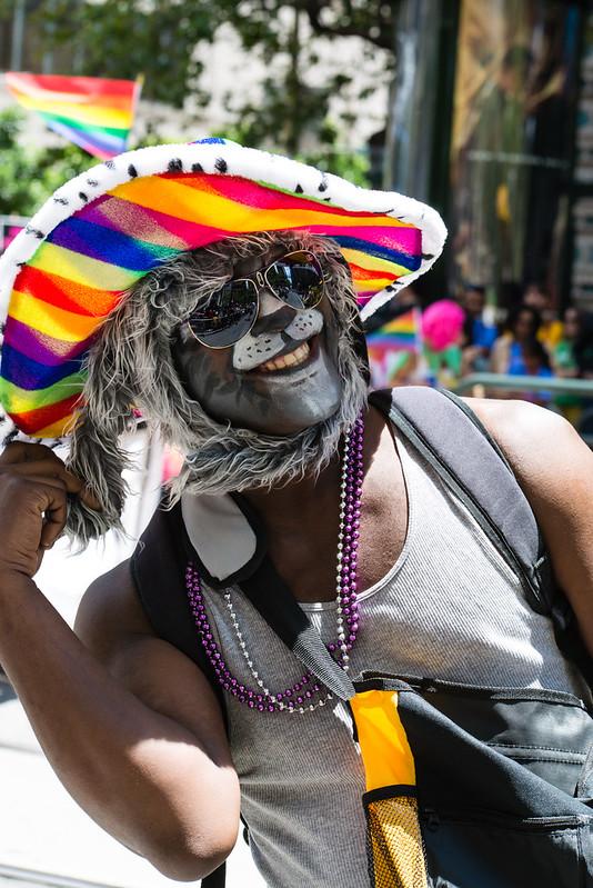 San Francisco Pride / Contingent Monitor