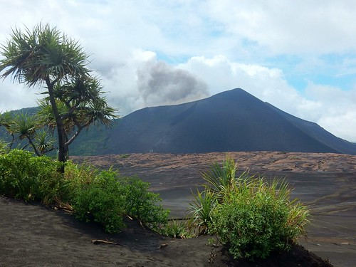 Mt Yasur - Tanna Island