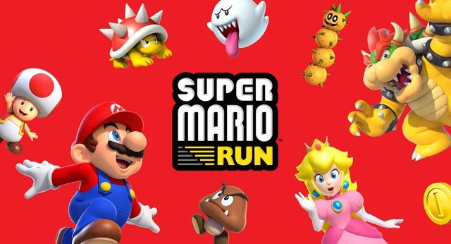 Super Mario Run: Một bước đi nhỏ cho ngành game, một bước nhảy vọt cho Nintendo