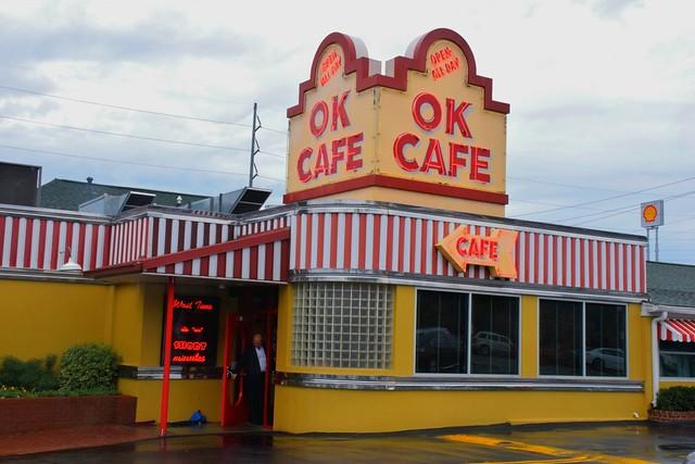 OK Cafe, Atlanta, Ga
