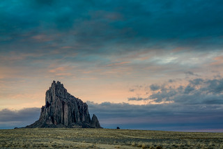 Shiprock, New Mexico | by Beau Rogers