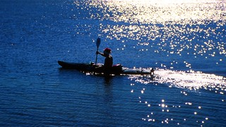 Kayaking Islamorada December 1999