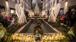 Image of Rockefeller Center. newyork unitedstates us