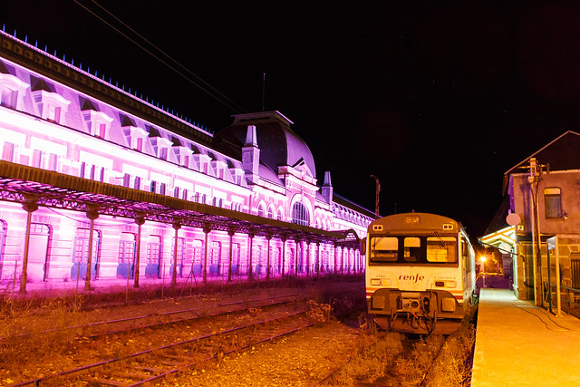 Renfe 596   Canfranc