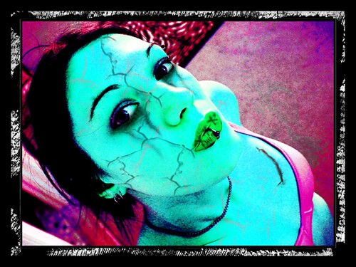 Kiss From A Zombie