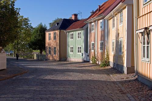 vacation 2004 landscape outside october sweden söderköping soderkoping