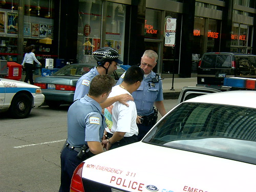 arrest in chicago