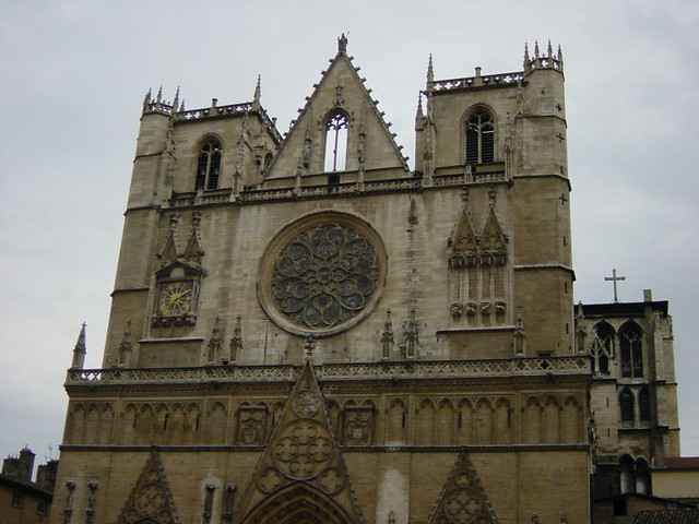 DSC00486, Primatiale Saint-Jean-Baptiste de Lyon, France by jimg944, on Flickr