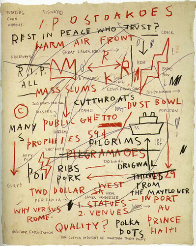 Jean-Michel Basquiat- Quality