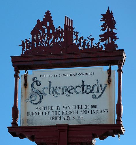 Schenectady massacre