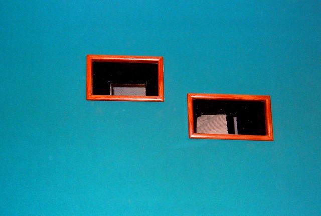 duas janelas