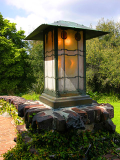 A Wonderful Greene & Greene lantern