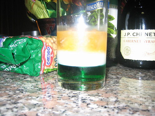 IRISH FLAG DRINK S.PAT06
