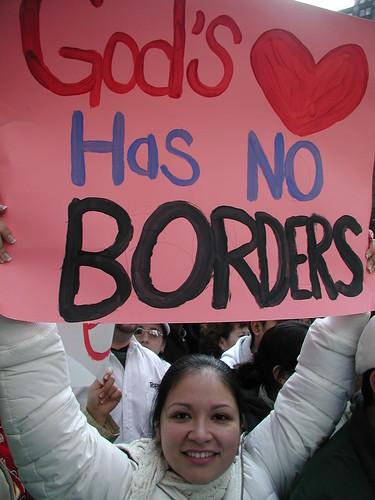 God's Love Has No Borders